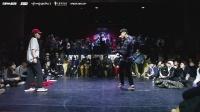 【顶级舞者最强混战】炸翻全场WITB 2017 Battle比赛Hiphop半决赛 5000 vs Babysleek