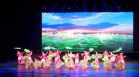 舞蹈【荷叶田甜】演示 益阳市老干部音乐舞蹈健身协会舞蹈队 摄影制作 湖南乐哈哈