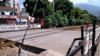 三明列西火车道口