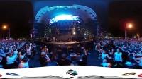 360 VR 全景 虚拟现实 2016马尼拉音乐节