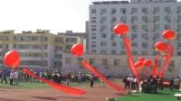 米脂县山地自行车挑战赛开幕式  二