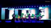 """裕安区春节晚会(2)歌伴舞《""""一谷一带""""裕安情》"""