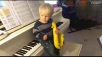 他才一岁半,却震惊无数妈妈!