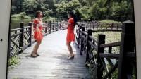 大夫山广场舞对跳眉飞色舞