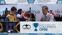 SCGCOL - Round 12 - Jim Davis vs Todd Stevens (Standard)-1P