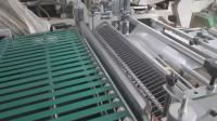 HSBF-800 HIGH SPEED SIDE SEALING BAG MAKING MACHINE