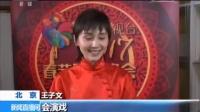 央视2017鸡年春晚 王子文:给自己节目打11分