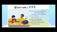 1.4五年级上_英语_Unit1 PartB Let`s talk_格格日乐