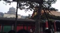 游慈禧水道和颐和园