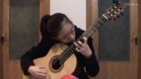 怀化古典吉他 雷吉那尼随想曲7号 欧阳霖11岁