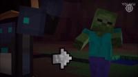 我的世界 故事模式 拒之门外 机器人暴动 Minecraft