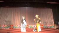 周村前进京剧团演出视频;武家坡