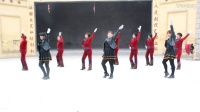 北蔡村开心广场舞《我不是花瓶》
