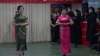 黄骅市体育舞蹈协会2017迎新春联欢晚会刘玉梅 马丽霞等表演旗袍秀