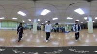 VR中学舞蹈社-locking基础