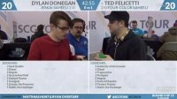 SCGRICH - Round 3 - Dylan Donegan vs Ted Felicetti (Standar