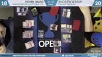 SCGRICH - Round 1 - Kevin Davis vs Andrew Jessup (Standard)