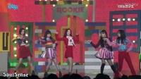 【超清】Rookie Red音乐中心新秀show