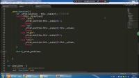 2-2.JS游戏开发之贪吃蛇-移动