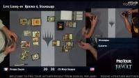 Pro Tour Aether Revolt Round 4 (Standard) - Jelger Wiegersma vs. Luis Salvatto