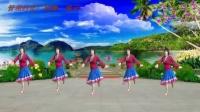 全椒管坝约定广场舞,《高原深处的爱》演示制作约定,编舞六哥