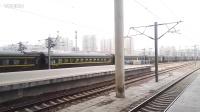 Z97次(北京西 - 九龙)石家庄普速场26道通过 广铁广段SS9-0152