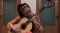 怀化古典吉他雷吉那尼随想曲2号  欧阳霖11岁