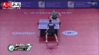 奥恰洛夫vs斯巴耶夫【2017欧洲16强乒乓球比赛】决赛!