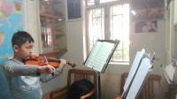 小提琴教与学《母亲教我的歌》俞炘炀