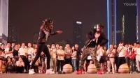 突尼斯---机械哥中国行3和大师联手创神作机械舞(隐藏版)