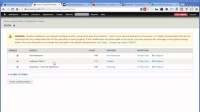 Drupal Bootstrap - 28 - Adding icons - Glyphicon_Font awesome - PART II