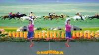 旱码头紫竹广场舞《西藏情歌》