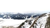 大美新疆滑野雪