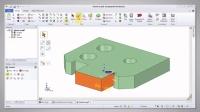 DesignSpark Mechanical - Basics - 4. The Pull Tool - Full tutorial