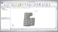 DesignSpark Mechanical - Basics - 1. User Interface - Full tutorial