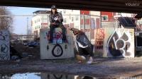 突尼斯---机械哥2017联手大师又创机械舞神作