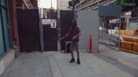 突尼斯---机械哥2017神作机械舞