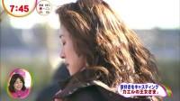 120412 フジテレビ めざましテレビ AKB48 大島優子.天海祐希.石田ゆり子