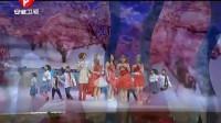 2011安徽卫视春晚:LotteGirls《一剪梅》