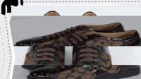 淘宝主图视频  波派男士休闲鞋