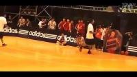 【NBA篮球视频平台】罗斯中国行1v1单挑吴悠 篮球技巧