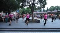 荆门向东桥广场舞.幸福玫瑰花