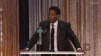 丹泽尔·华盛顿第23届美国演员公会奖获奖感言