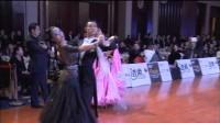 A组标准舞半决赛第二支舞探戈第1组
