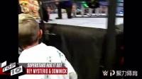 一抱泯恩仇 再强的巨人也会被拥抱融化 WWE拥抱特辑