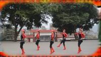 新时代女兵--四川祥符迎春广场舞