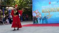 崔建华民族舞献上心中最美的歌