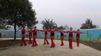 上林三里大黄启璞广场舞  印度舞