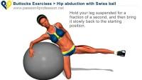 3D健身—健身球系列2—臀肌训练2