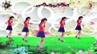 阳光美梅原创广场舞DJ版【你是我的月亮】2017年最新广场舞-制作:永不疲倦123